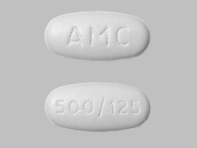 AMOXICILLIN W/CLAV 500MG TAB [SAND - First Veterinary Supply